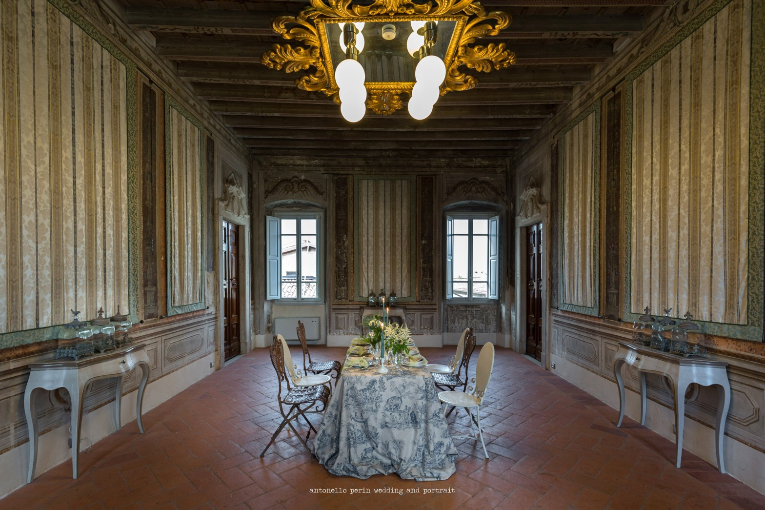 shooting palazzo novello, montichiari