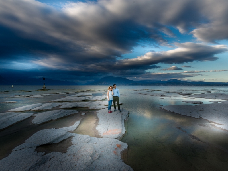 ENGAGEMENT SESSION SIRMIONE